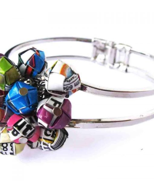 Bracelet recyclé- BAIES